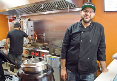Brothers bring Mediterranean fusion flavours to Bayview