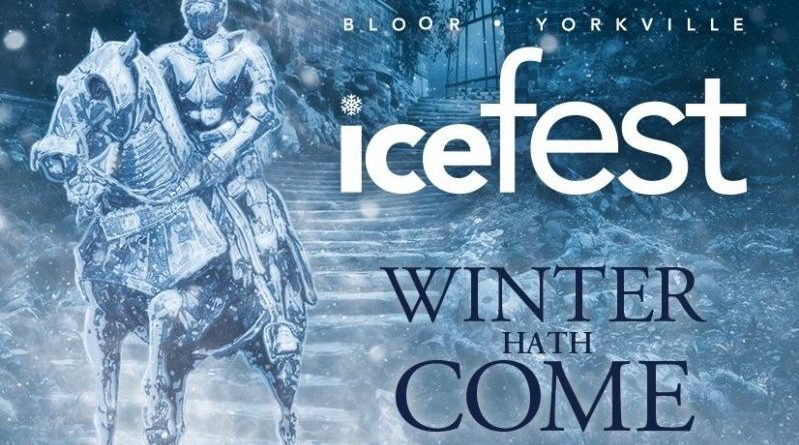 icefest poster