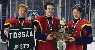 Northern's junior hockey team