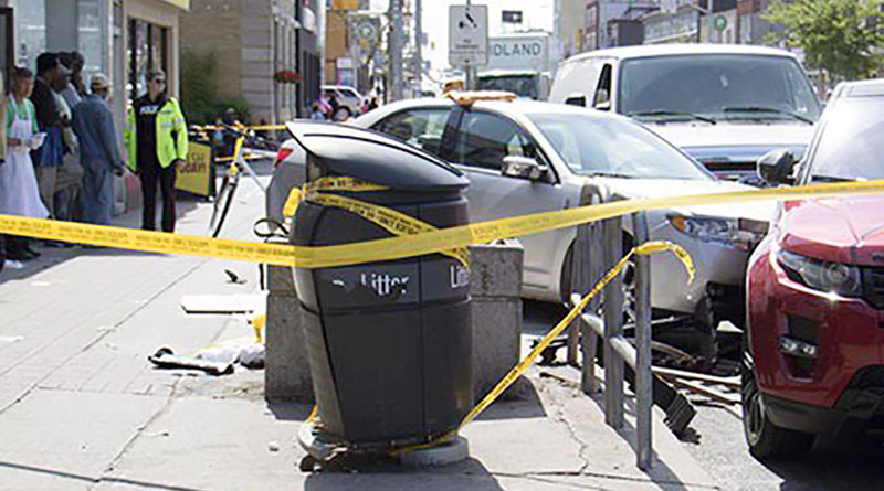 traffic fatalities on increase.