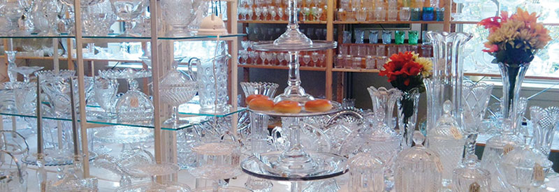 The Summer Antique & Vintage Glass Lover's Show & Sale