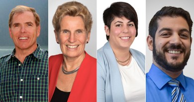 Don Valley West looks like safe seat for premier