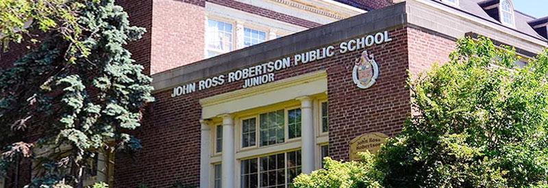 John Ross Robertson fun fair