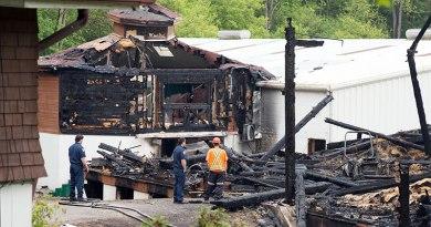 Sunnybrook Stables devastation