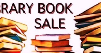 June 22–23: Northern District's giant book sale