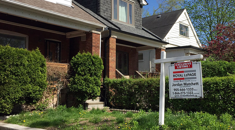 Housing prices recovering