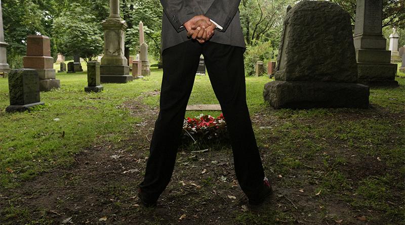 George A. Romero grave site