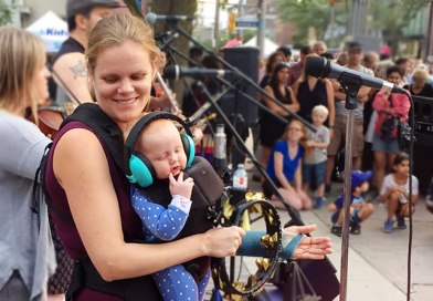 Forget all that jazz, street festival a blast for all music lovers