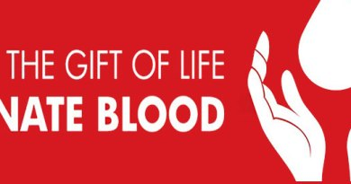 April 4: Blood donor clinic in North Leaside