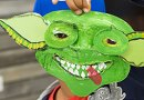 Oct. 20: Halloween mask making at Todmorden