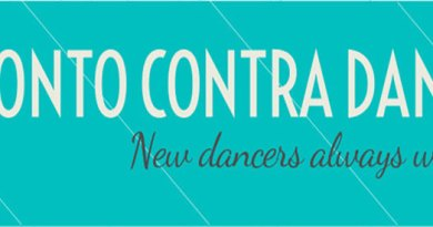 Oct. 27: Learn and enjoy contra dancing