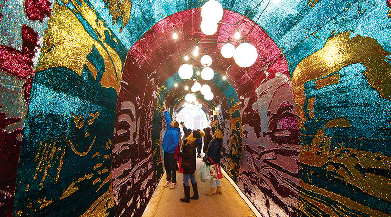 Tunnel of Glam