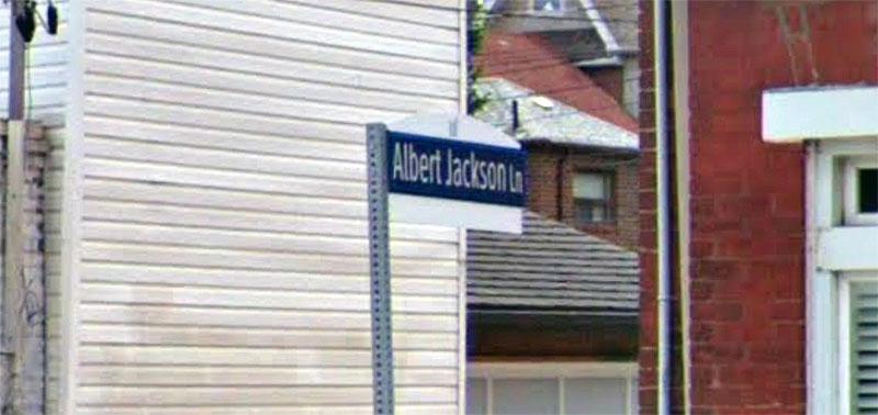 Albert Jackson Lane