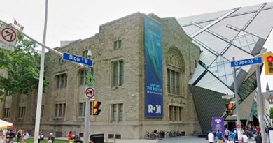 Nov. 19: Free night to explore the ROM