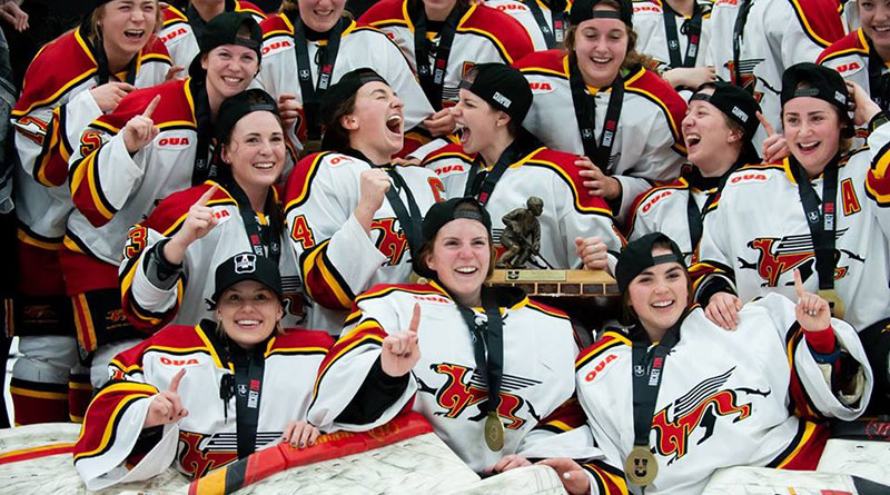 championship Guelph Gryphons