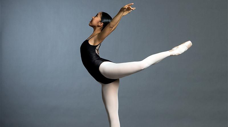 Ballerina Jacqueline Sugianto
