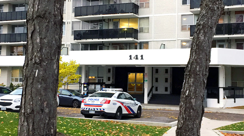 Murder-suicide suspected at 141 Davisville Ave.