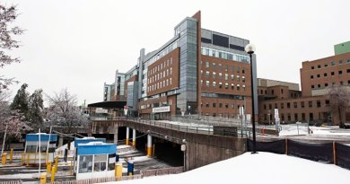 Coronavirus victim is at Sunnybrook Hospital