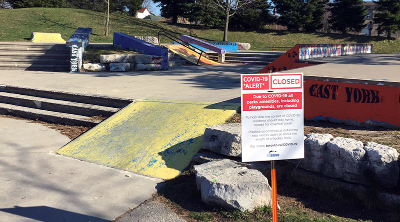 Stan Wadlow among parks ticketed