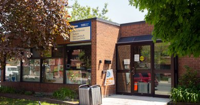 Site for child care services on Danforth