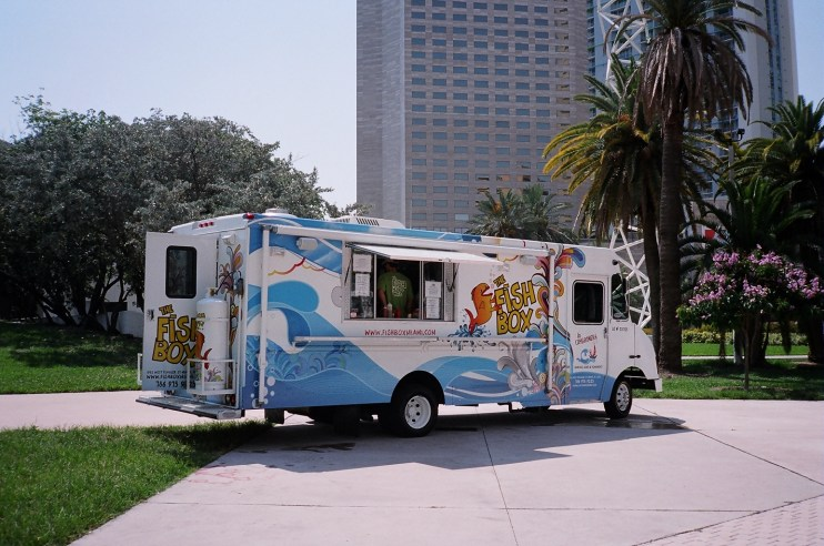 How Does A Food Truck Get Power?