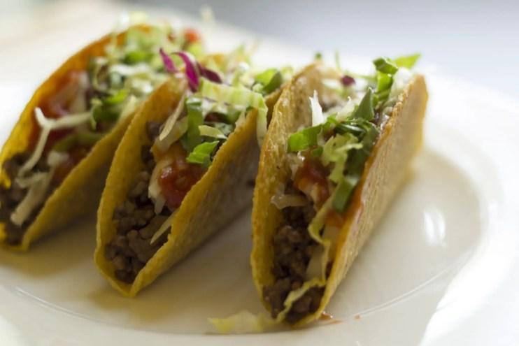Food Truck Menu Ideas - tacos