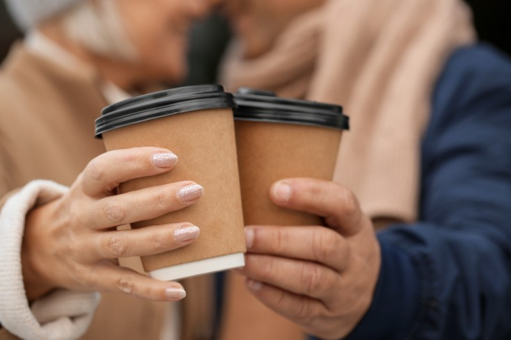 Food Truck Menu Ideas - coffee