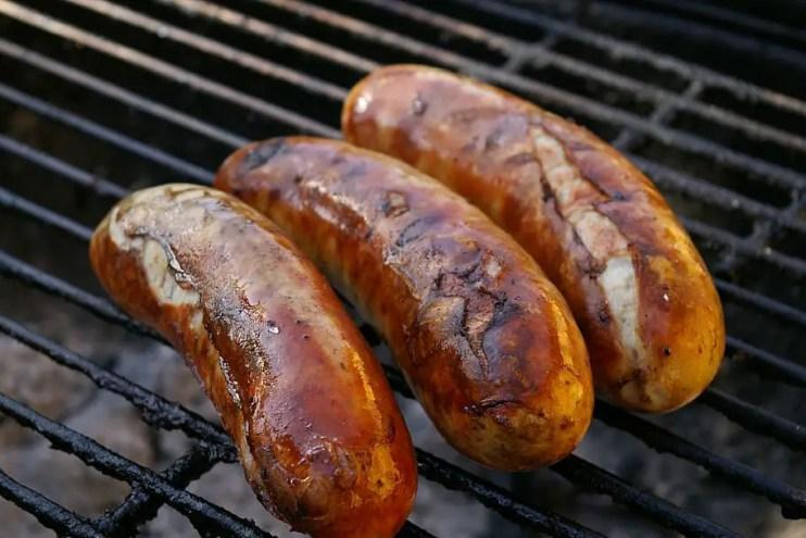 BBQ Food Truck Menu Ideas - BBQ hot dogs