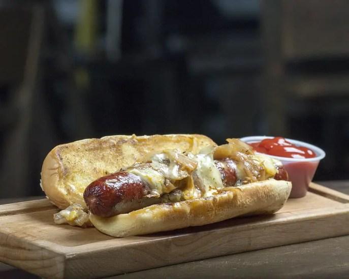 Food Truck Menu Ideas - hotdogs
