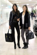 Erica Almeida & Kayla Mayhew