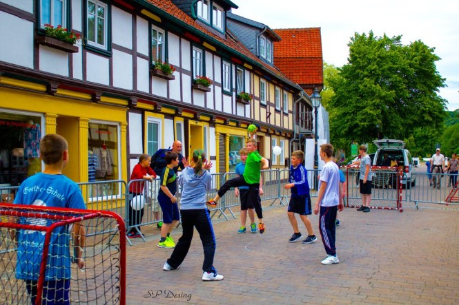 2015 Street Handball Turnier Ilsenburg Germany5