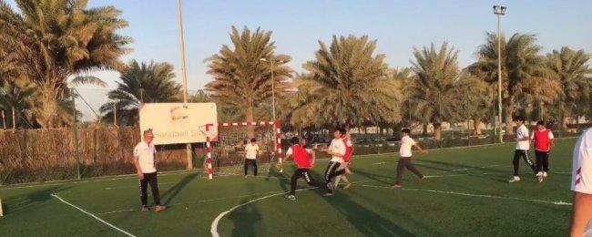 Street Handball 2015, UAE, Sharjah District Festival 4, Dubai6