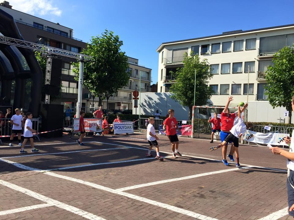street handball event sporting nelo belgium 2015 1