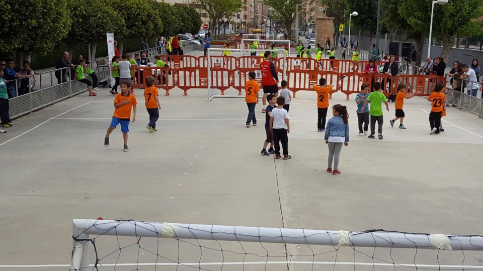 342 2016 Balonmano Calle Mislata Street Handball5