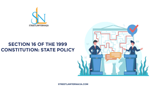 State Policy