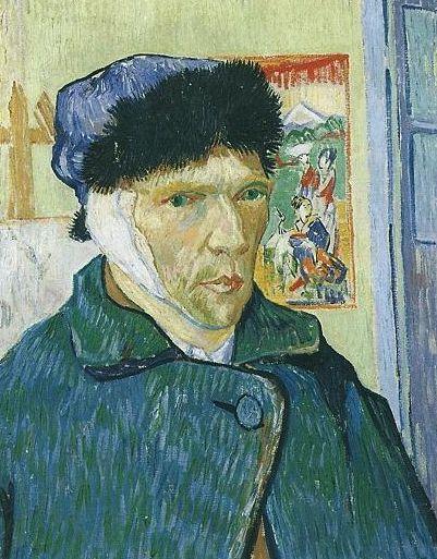 35th Image Van Gogh Bandaged Ear