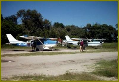 44th Image Charter Flights