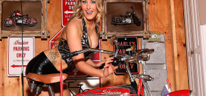 Jessy B and Randys Schwinn    022