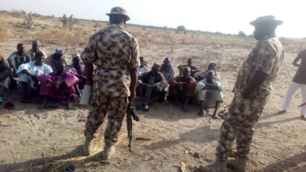 Boko Haram, Nigerian troops