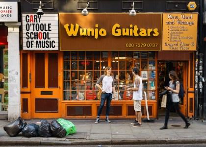 Wunjo Guitars