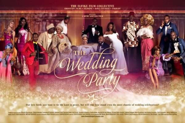 DOWNLOAD: The Wedding Party (2016) – Nollywood Movie