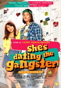 She's Dating the Gangster (2014) – Filipino