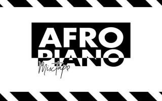 Dj lampard - Afro Ampiano Mix