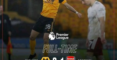 Wolves vs Arsenal 2-1 – Highlights [DOWNLOAD VIDEO]