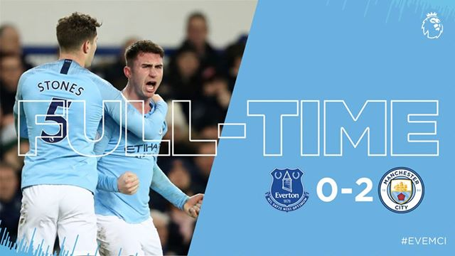 Everton 0-2 Man City - FA Cup Highlights [DOWNLOAD VIDEO]