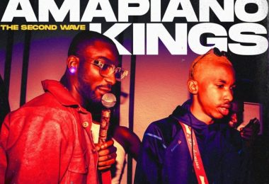 """(Mixtape) DJ Consequence – """"Amapiano Kings"""" (The Second Wave)"""
