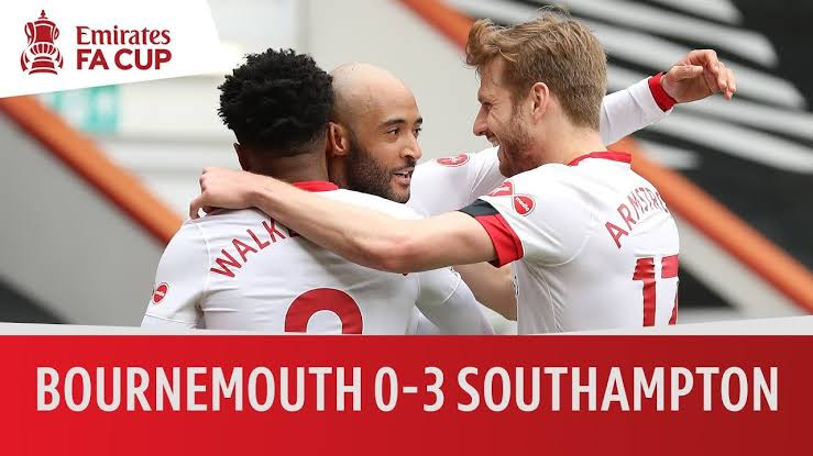 Bournemouth 0-3 Southampton - FA Cup Highlights [DOWNLOAD VIDEO]