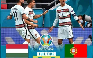 Hungary 0 - 3 Portugal - Goal Highlights [DOWNLOAD VIDEO]