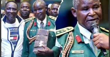 Military colonel meets fortune at Prophet Jeremiah Fufeyin's Mercy city in Warri [Watch Video]