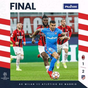 AC Milan 1-2 Atletico Madrid - Goal Highlights [DOWNLOAD VIDEO]